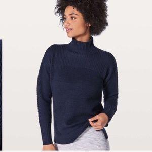 Lululemon Warm and Restore Sweater Size 2